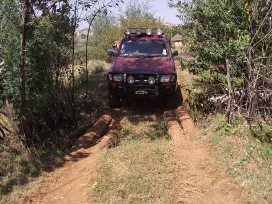 The Green 4x4 Trail