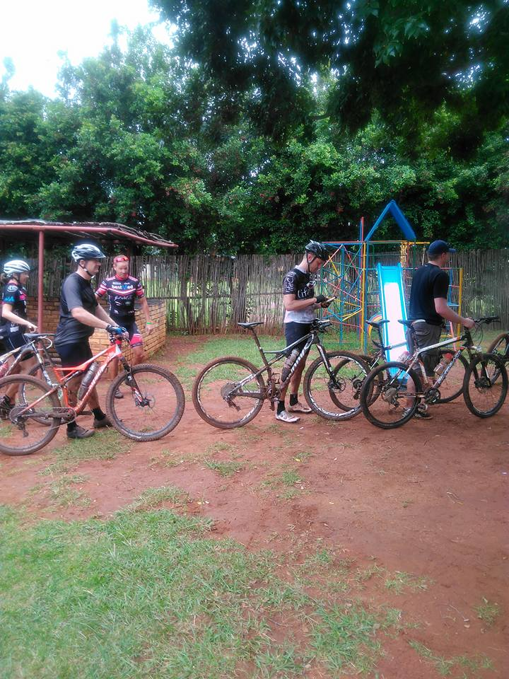 MTB Green Route